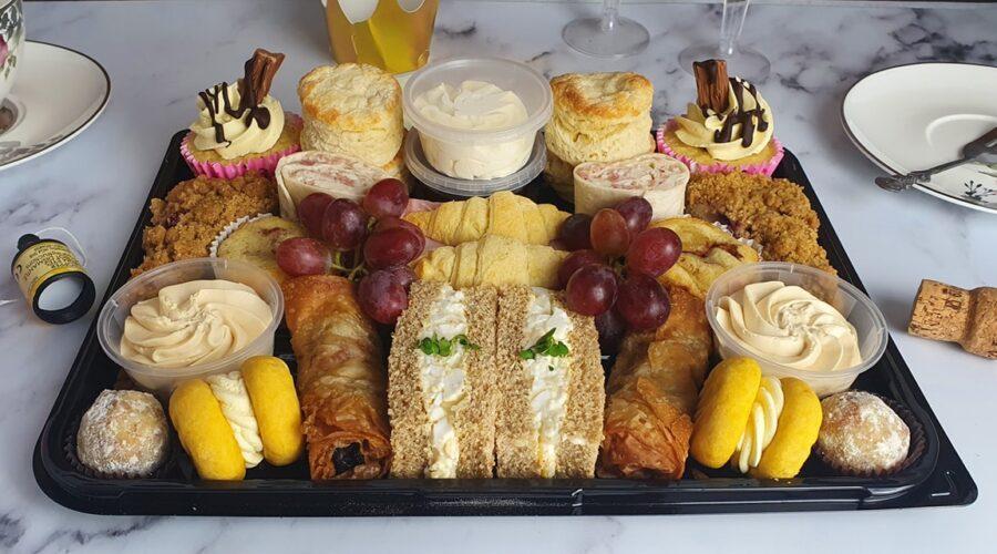 A celebration of everything cake!